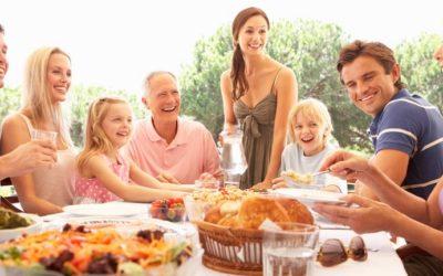 8 tips para comer bien los fines de semana