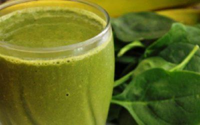 3 razones por las que los batidos verdes te ayudan a bajar de peso