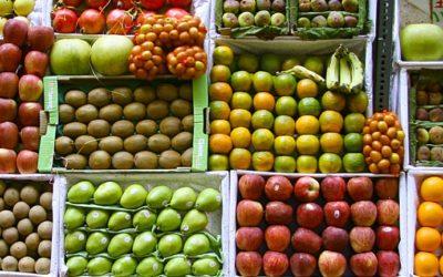 ¿Porqué es bueno comer alimentos de temporada y producidos localmente?