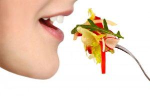 Comer saludable en la oficina