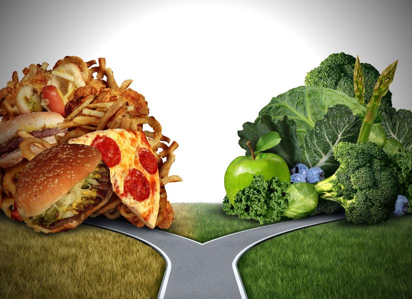 Hábitos alimentarios saludables – 5 pasos para crearlos