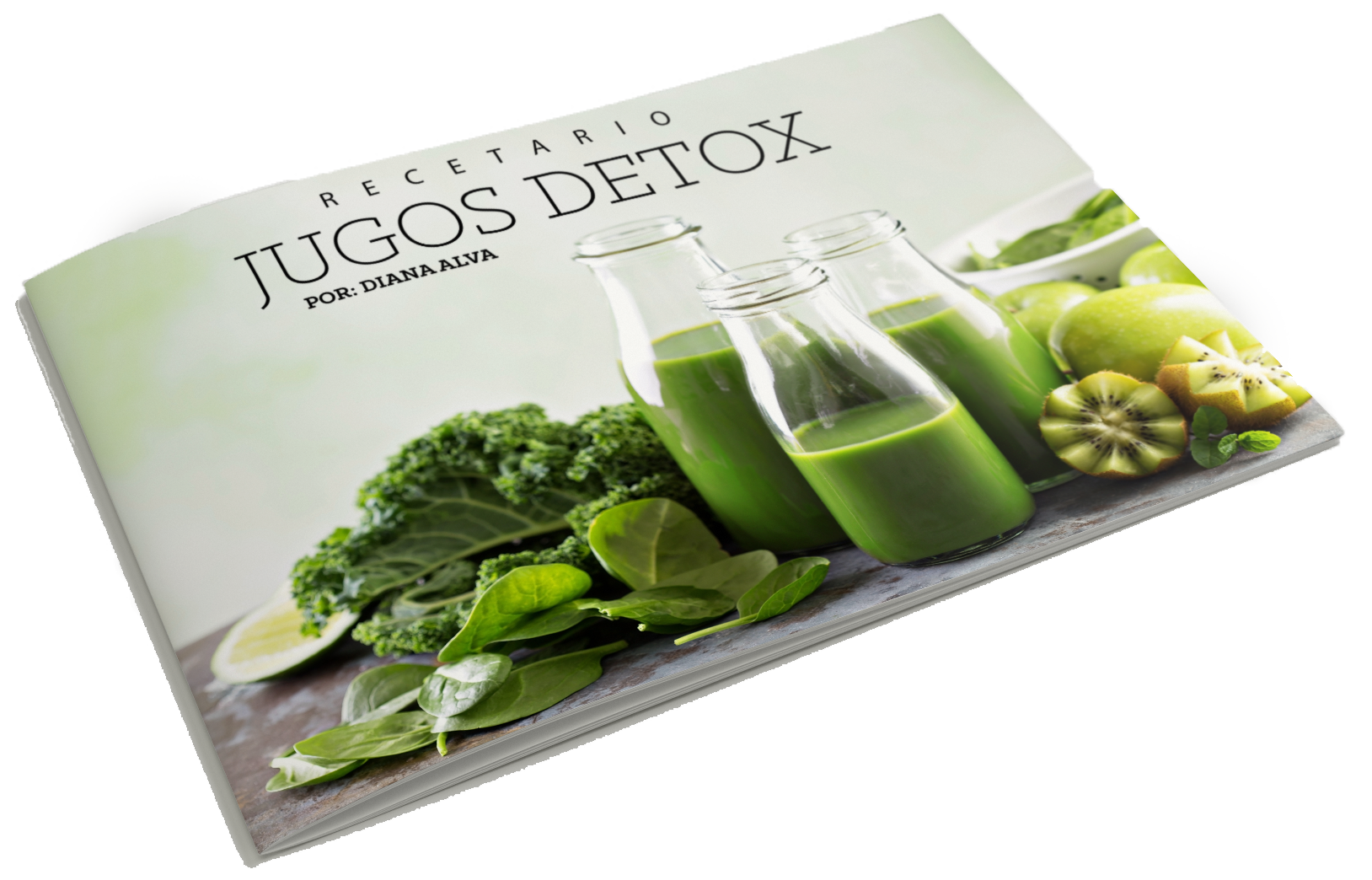 recetario jugos detox