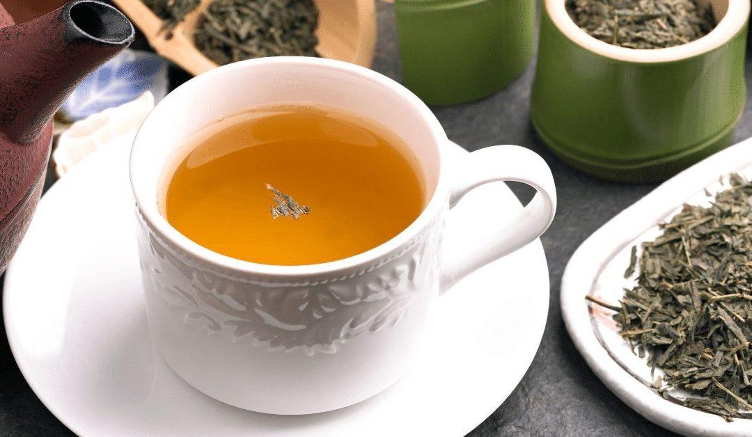 Los beneficios del té verde (además de ayudar a bajar de peso)