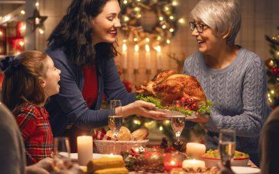 Cómo cuidar tu peso en las fiestas decembrinas